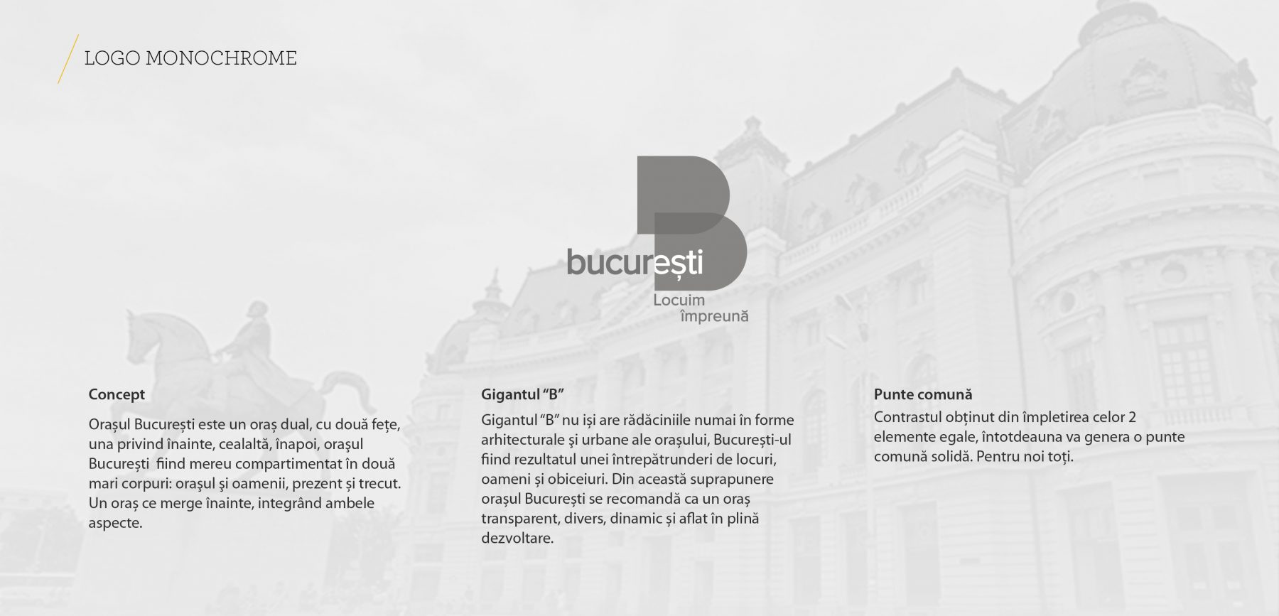 Gabriela Firea, Logo, Bucuresti, Bucharest 2017, public contest, Bogdan Naumovici, Costin Oane, brand city, BroHouse, competition, design, passion, branding, identity, value, Romania, work, design, Horia Oane, Giant B
