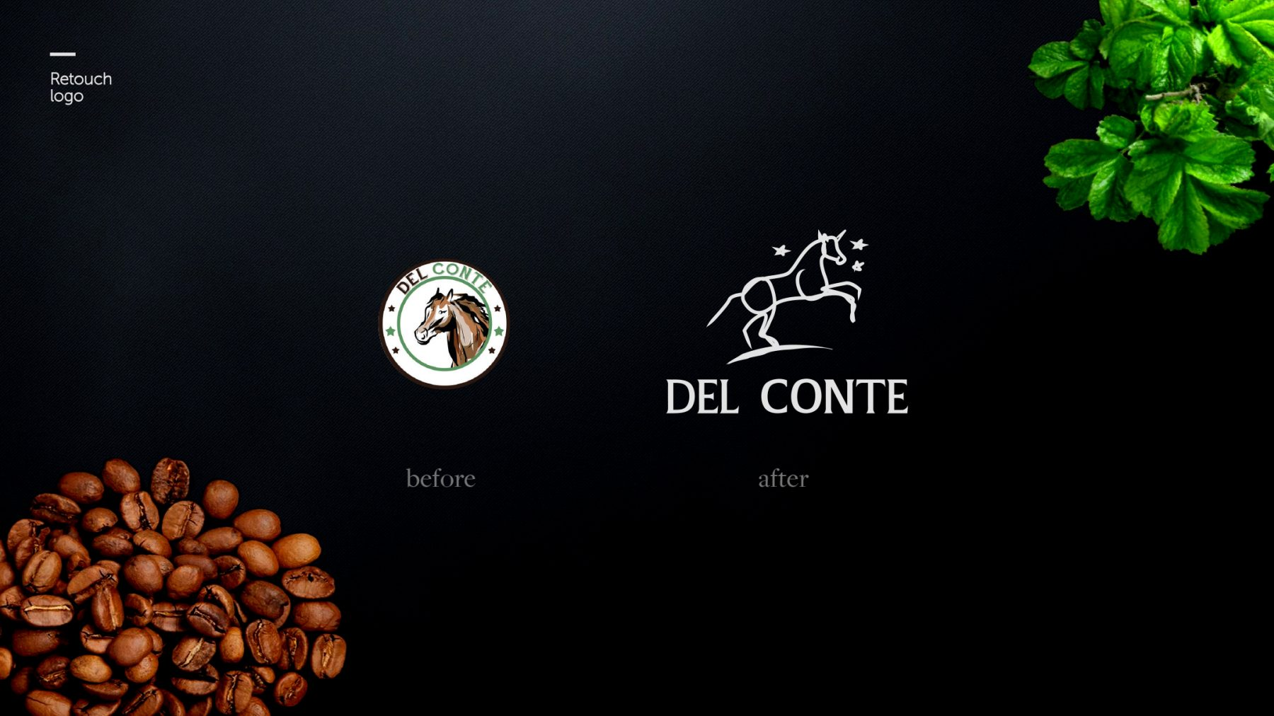 coffee, chocolate, fruit & lemon tea, milk powder, BroHouse, Del Conte, branding,Packaging, logo, pencil drawing style, packs, Oane, Florin , Bostina, reputation, illustration, draw, concept, audit