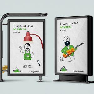 Leroy Merlin Employer Branding Advertising Campaign