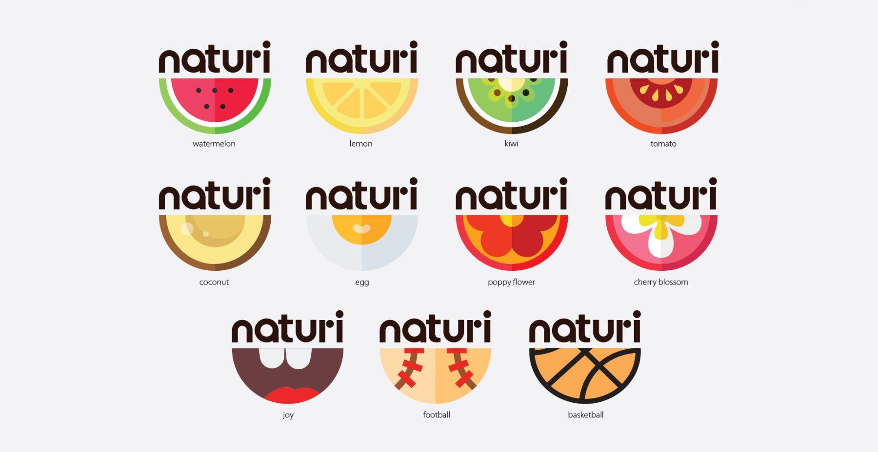 variante logo Naturi retea magazine SanoVita