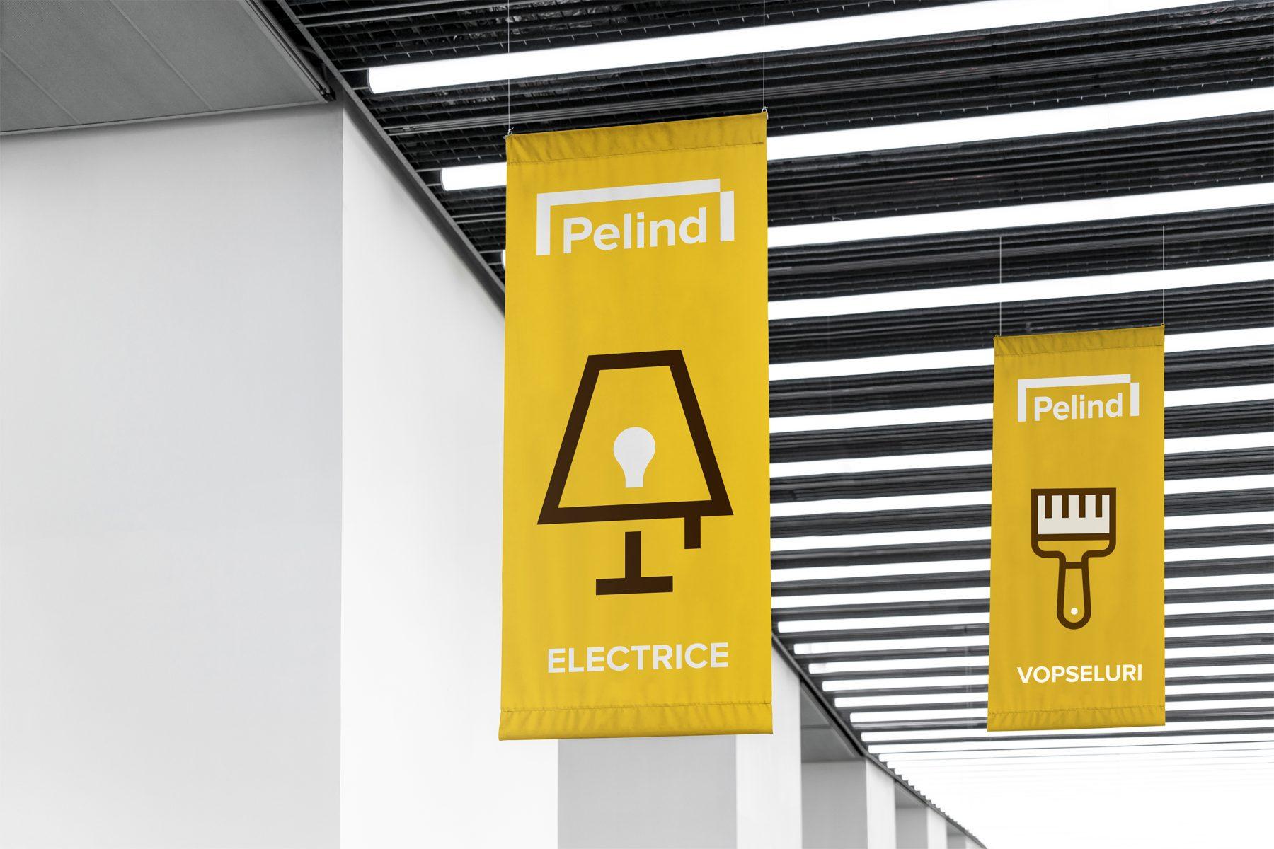 Pelind Interior Signage Store