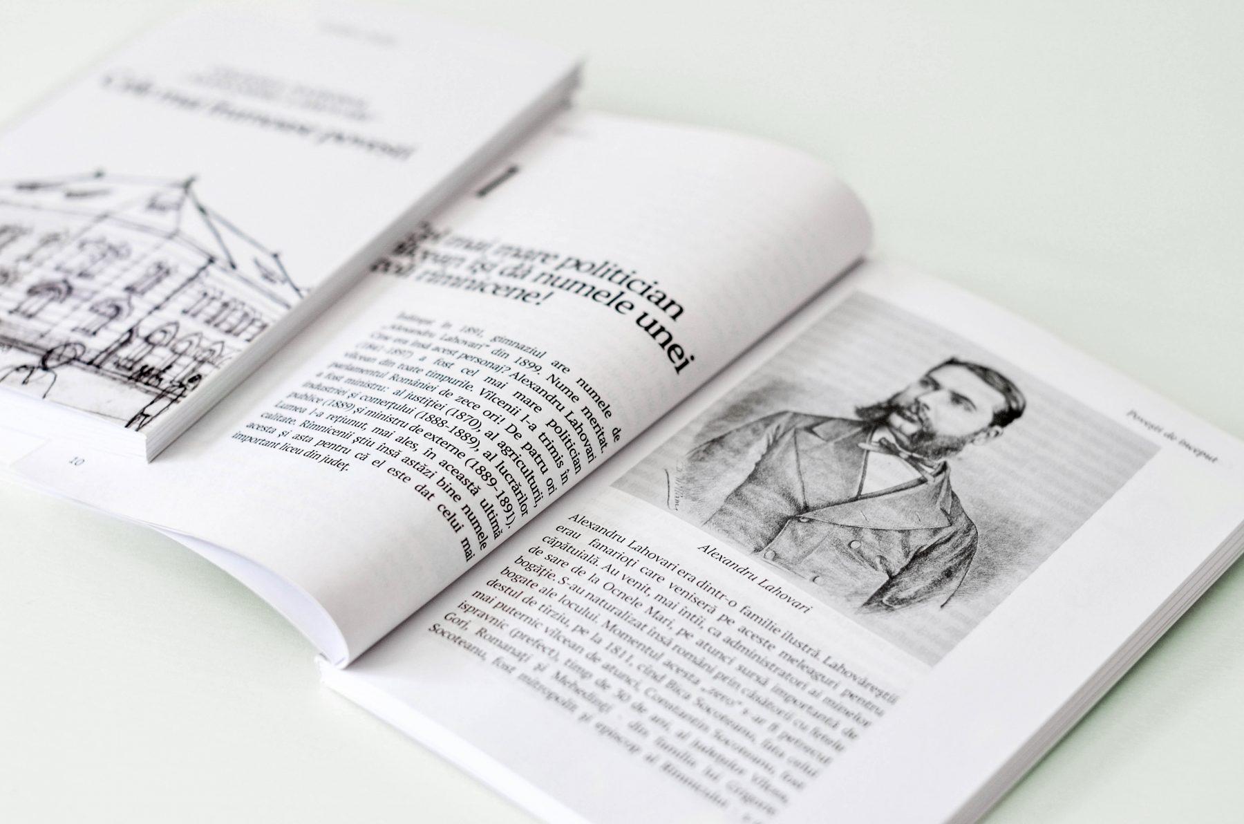 Sorin Oane carte Colegiul Alexandru Lahovaru
