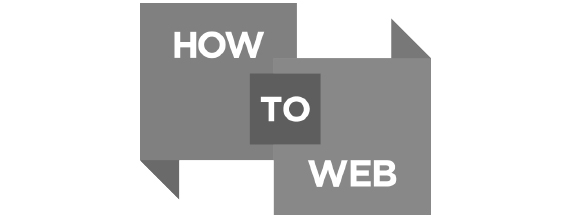 How to Web Logo
