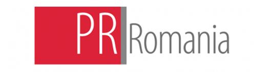 pr romania logo